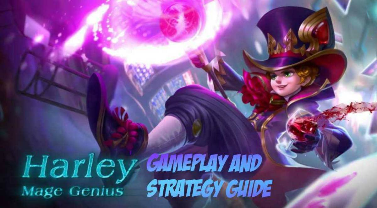 Mobile Legends Harley Gameplay and Strategy Guide