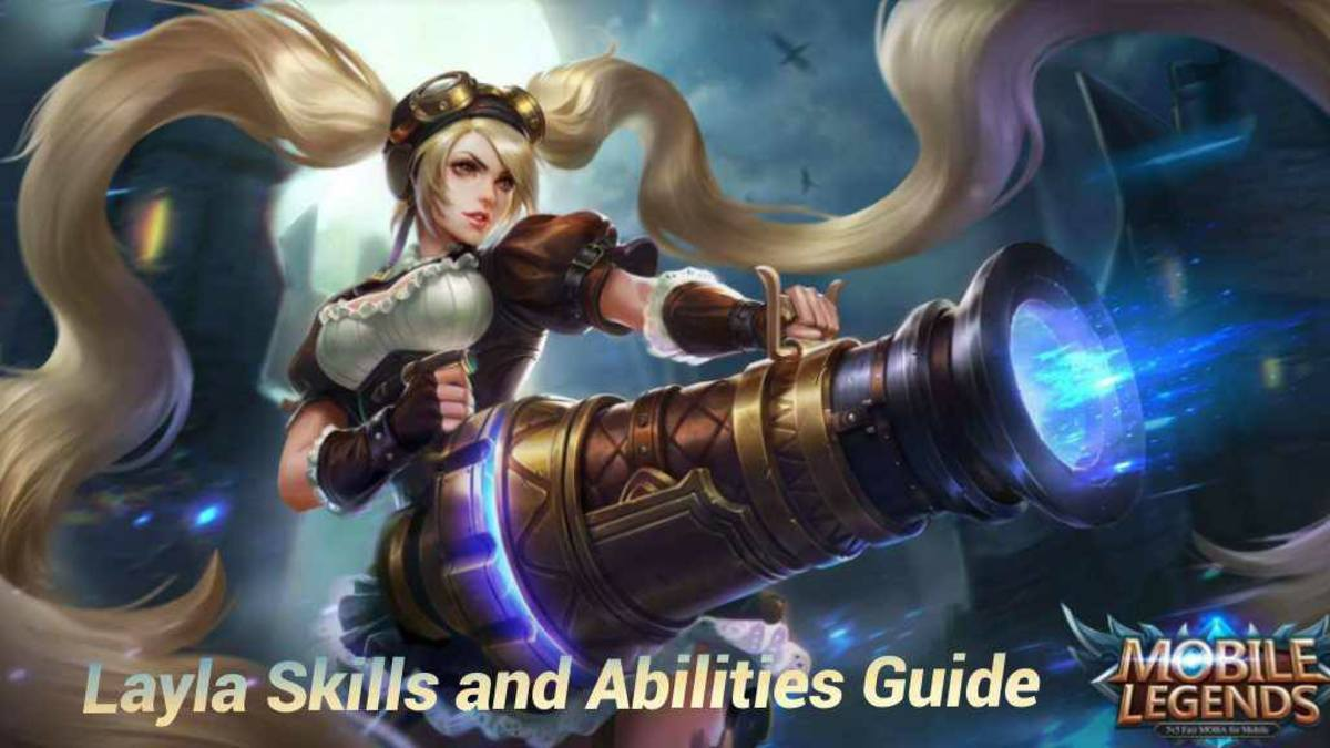 Mobile Legends Layla Skills and Abilities Guide