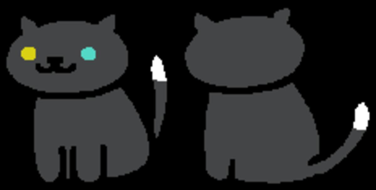 Neko Atsume: Character Profile - Pepper