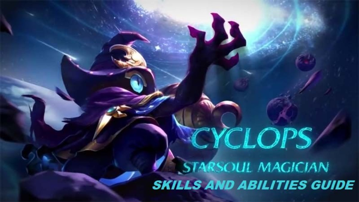 Mobile Legends: Cyclops' Skills and Abilities Guide