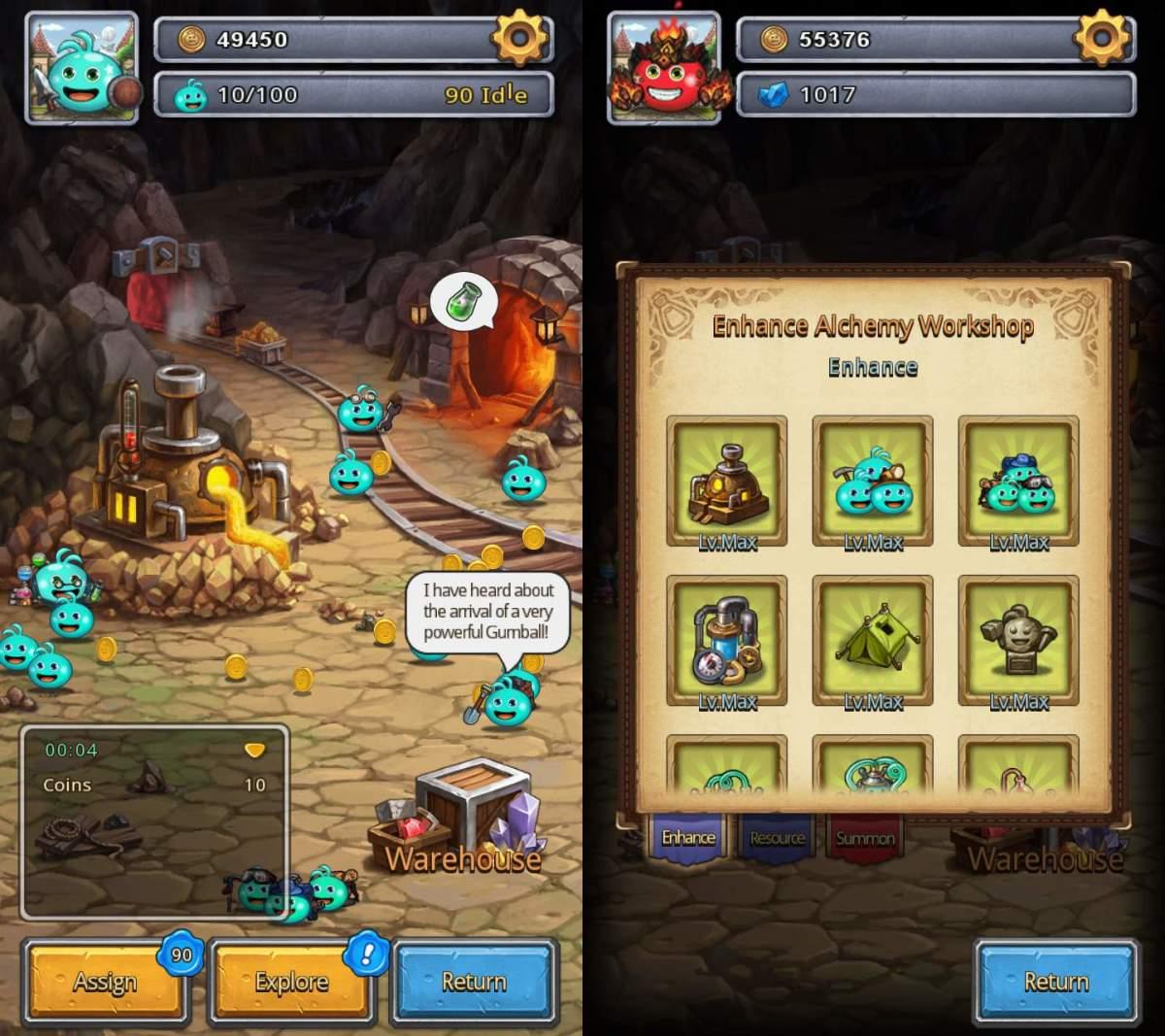 The Alchemy Mine