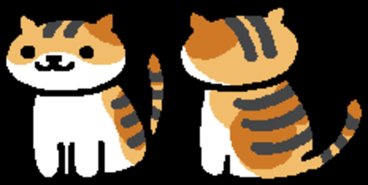 Neko Atsume: Character Profile - Gozer