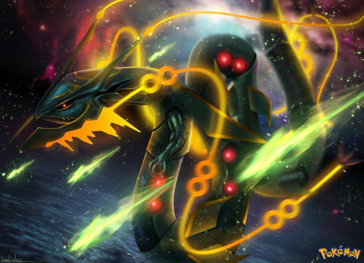 Top 10 Legendary Pokémon Levelskip