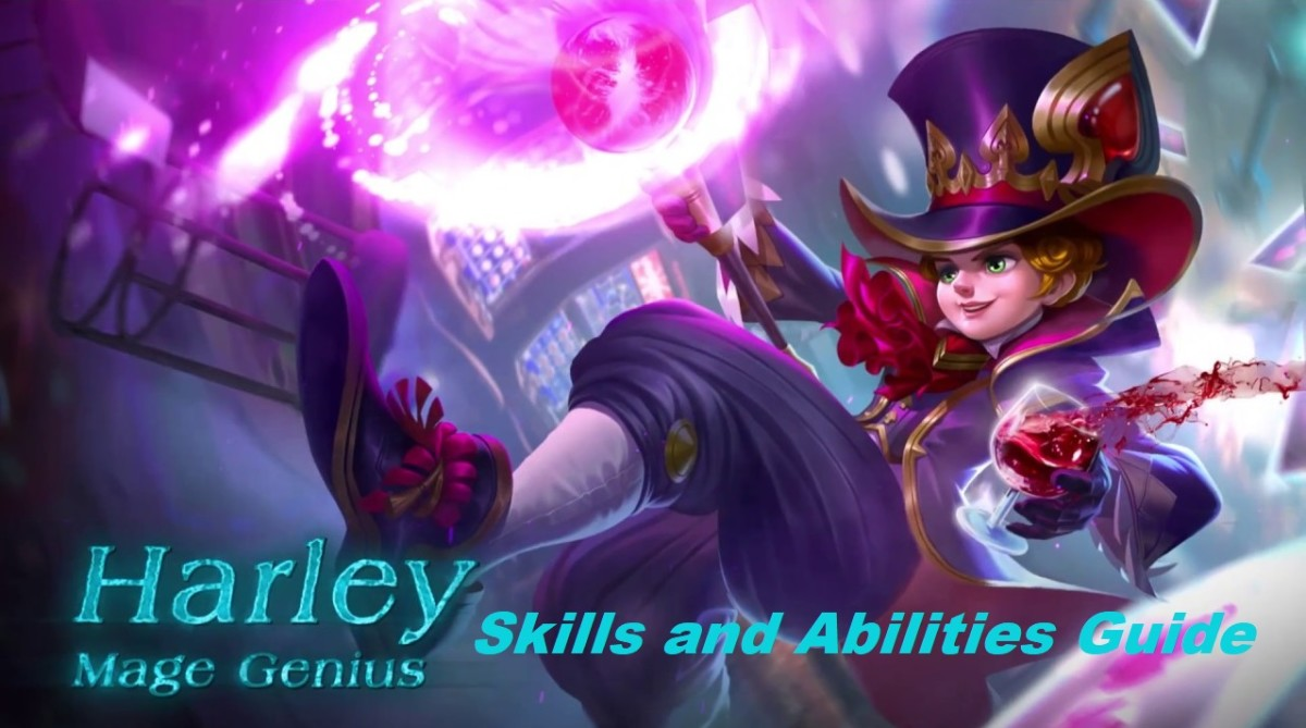 Mobile Legends Harley Skills and Abilities Guide