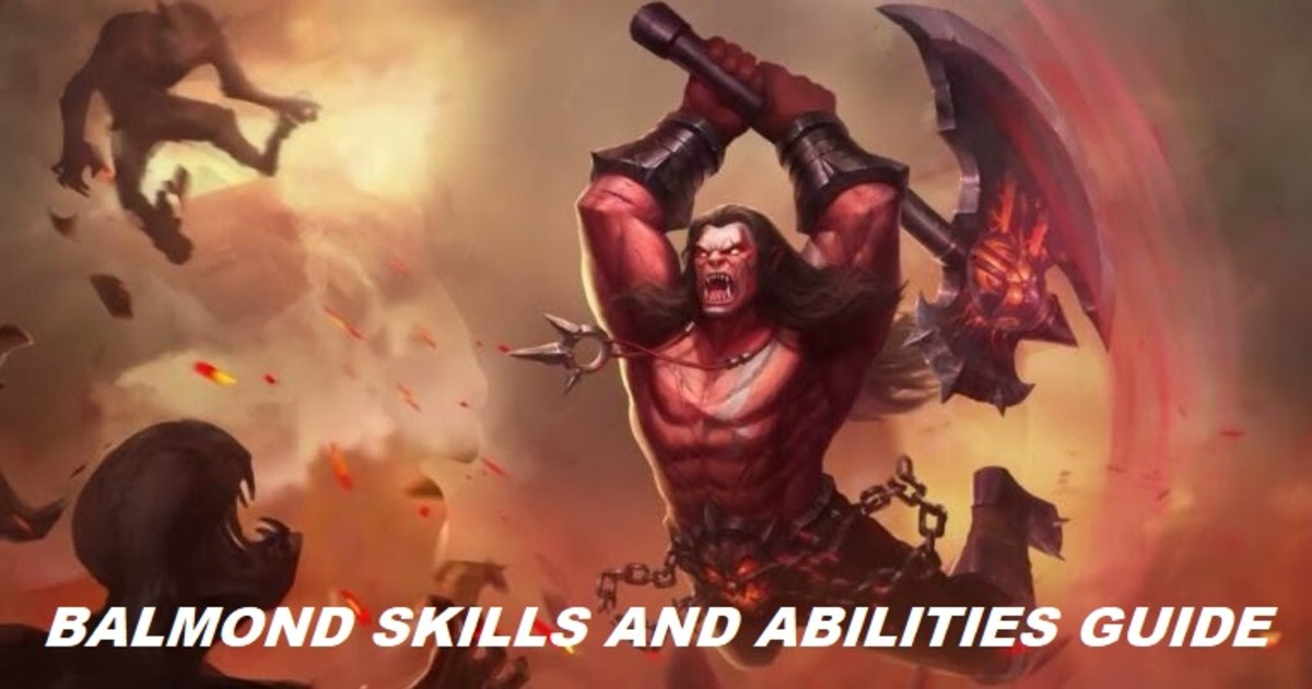 Mobile Legends Balmond Skills and Abilities Guide