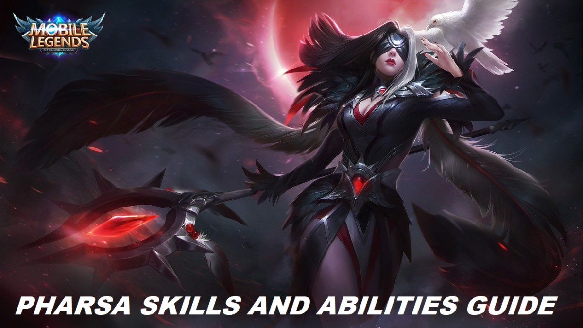 Take a close look at Pharsa's skills and how to use them most effectively.