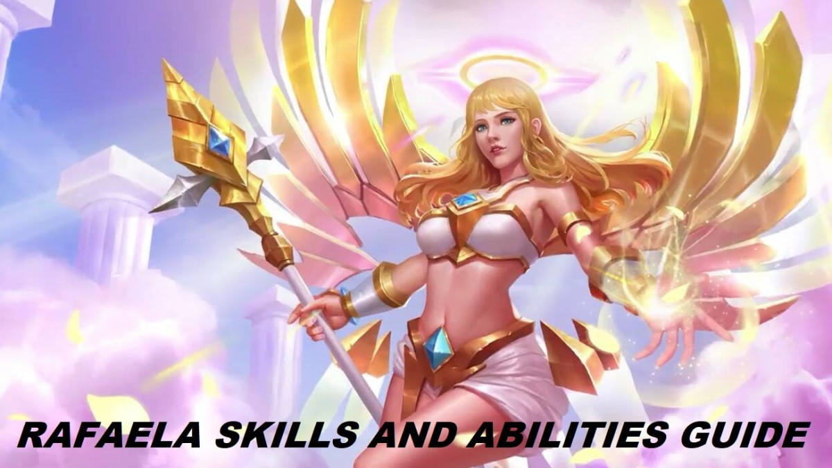 Mobile Legends Rafaela Skills and Abilities Guide