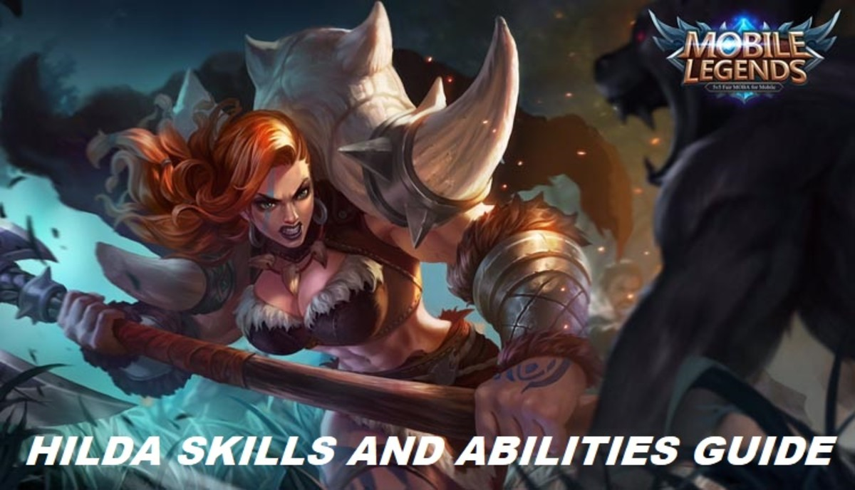 Mobile Legends Hilda Skills and Abilities Guide