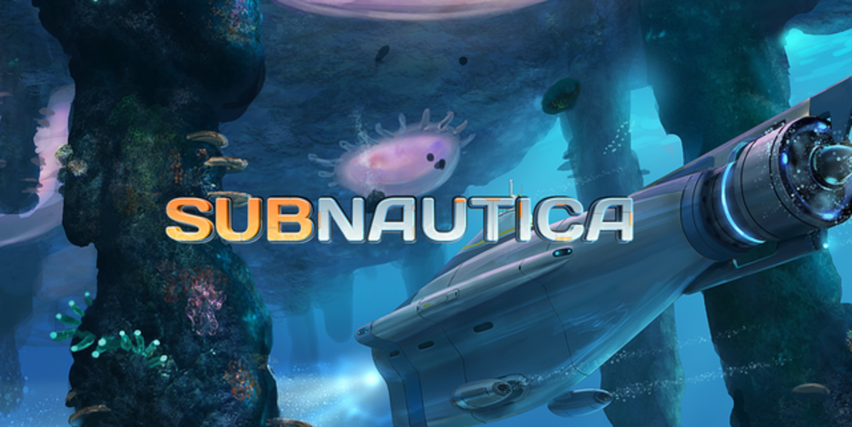 Introducing... Subnautica!