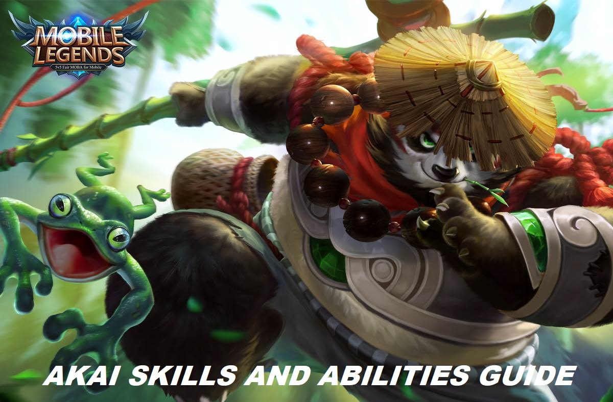 "Improve your skills at playing Akai in ""Mobile Legends"" with help from this in-depth guide."