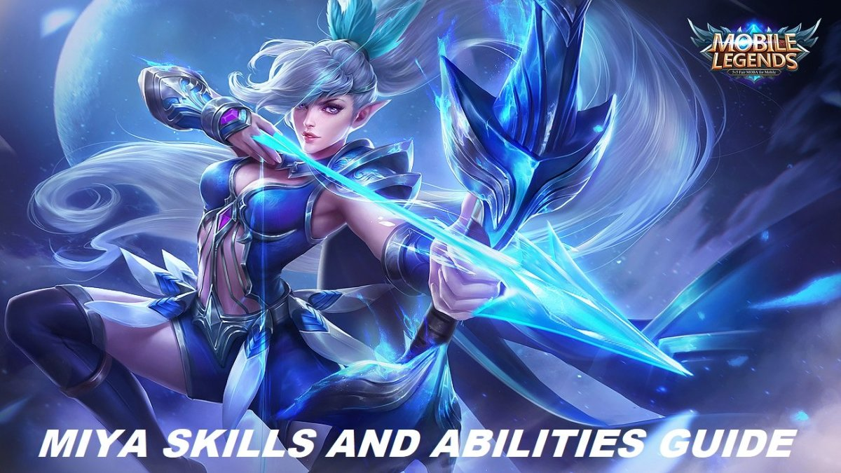 Mobile Legends: Miya's Skills and Abilities Guide