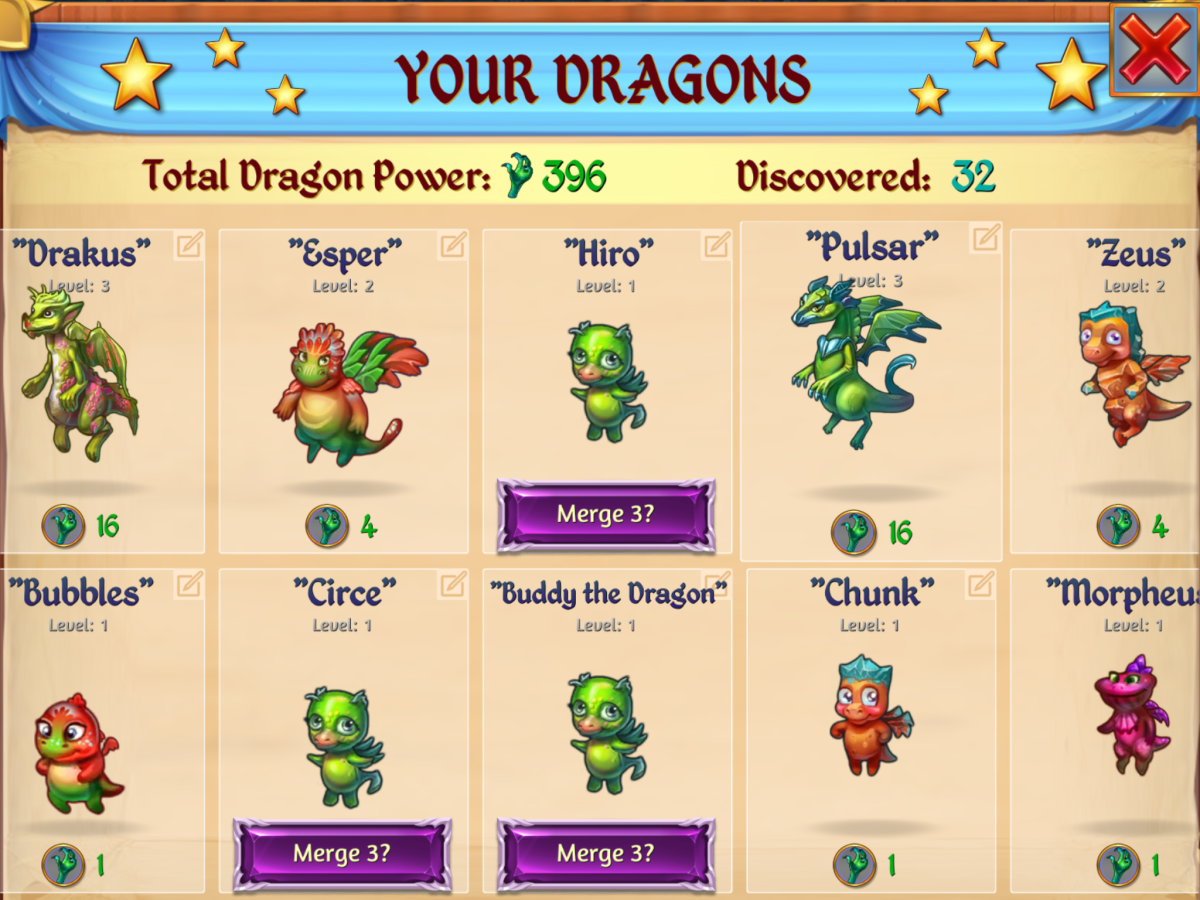 how to win challenge 12 in merge dragons