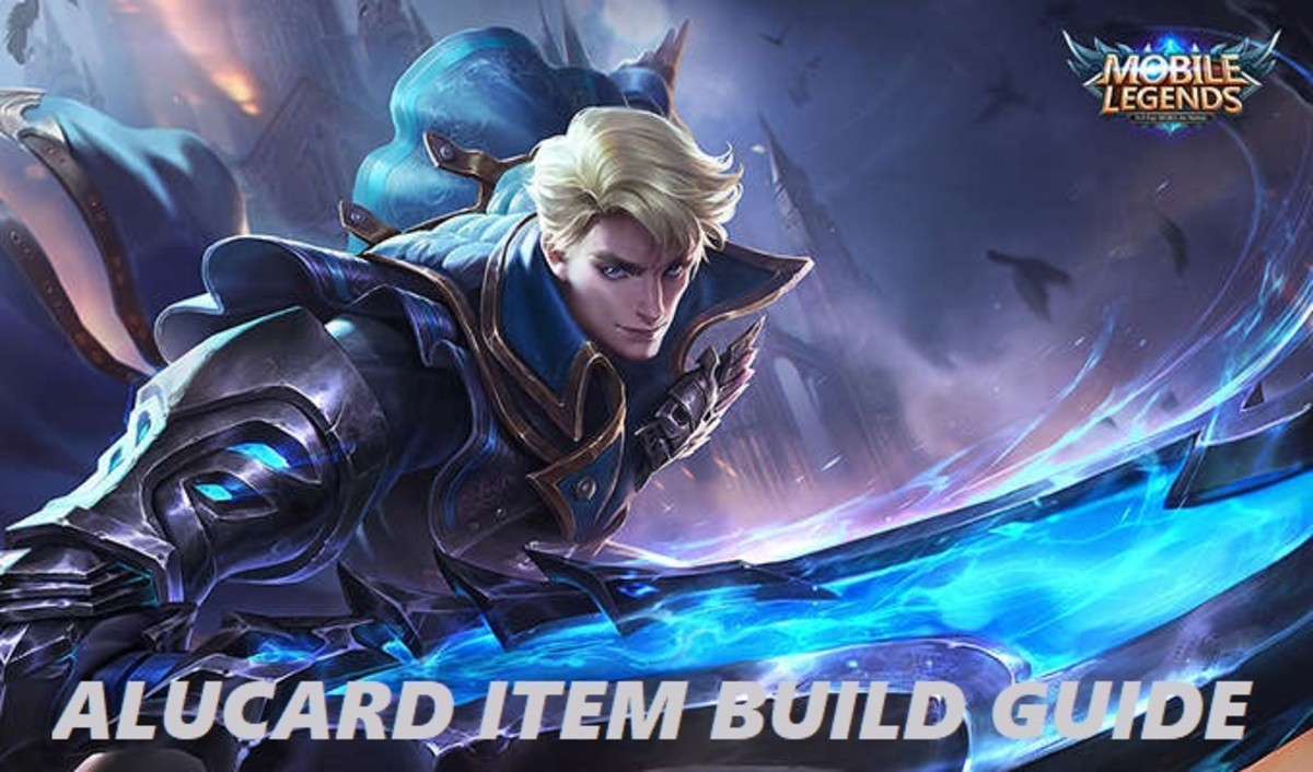 Mobile Legends: Alucard Item Build Guide