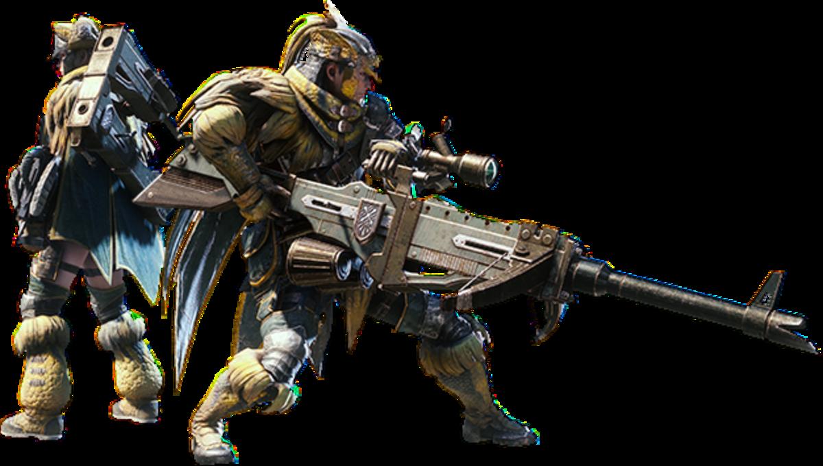 The Heavy Bowgun