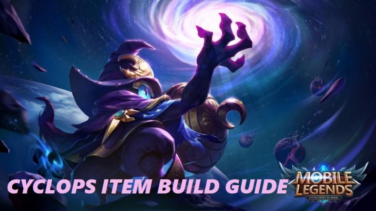 Mobile Legends Cyclops Item Build Guide