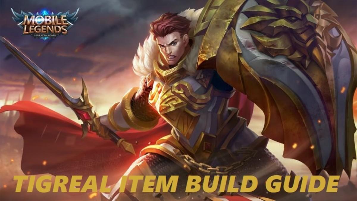 Mobile Legends: Tigreal Item Build Guide | LevelSkip
