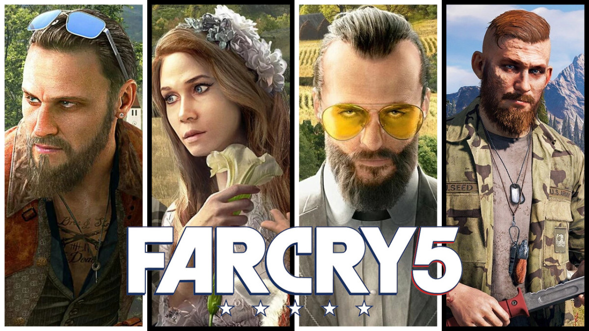 "You've Been Marked! A ""Far Cry 5"" Review"