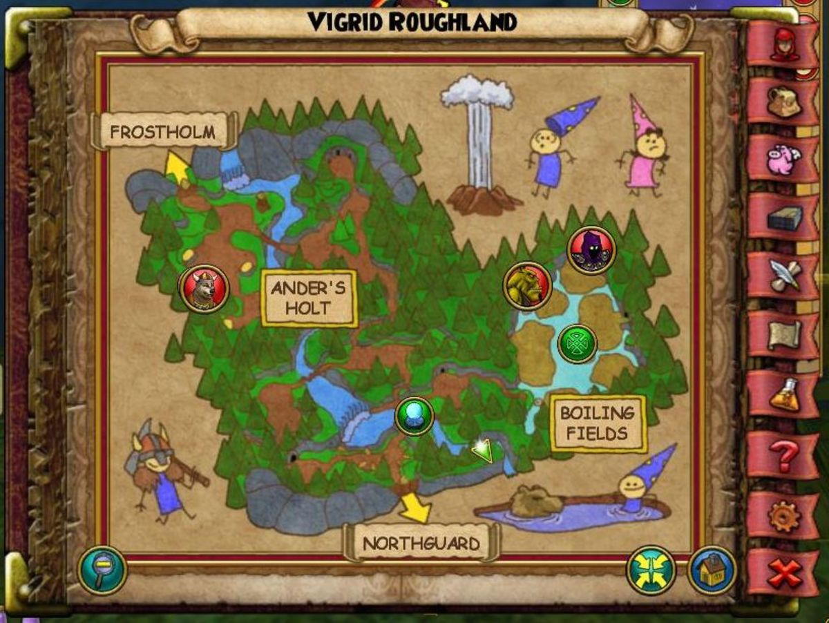 When you enter Vigrid Roughland, turn right to the teleporters, and then go to the end of the stream and you will see the Yardbird beside a tree to the right of the stream.