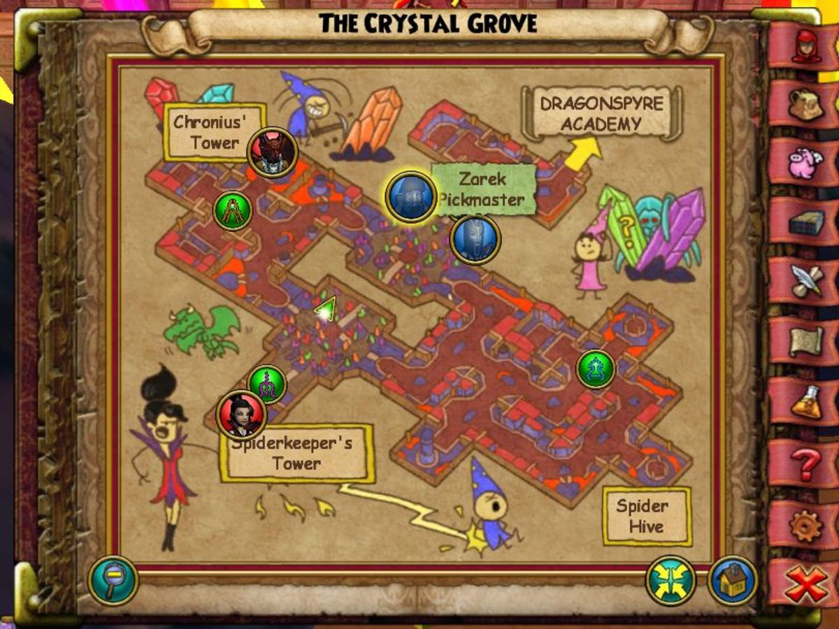Wizard101: All Zeke Quest Item Locations | LevelSkip