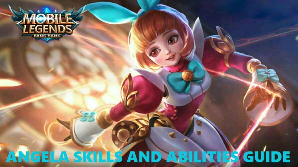 Mobile Legends Angela Skills and Abilities Guide