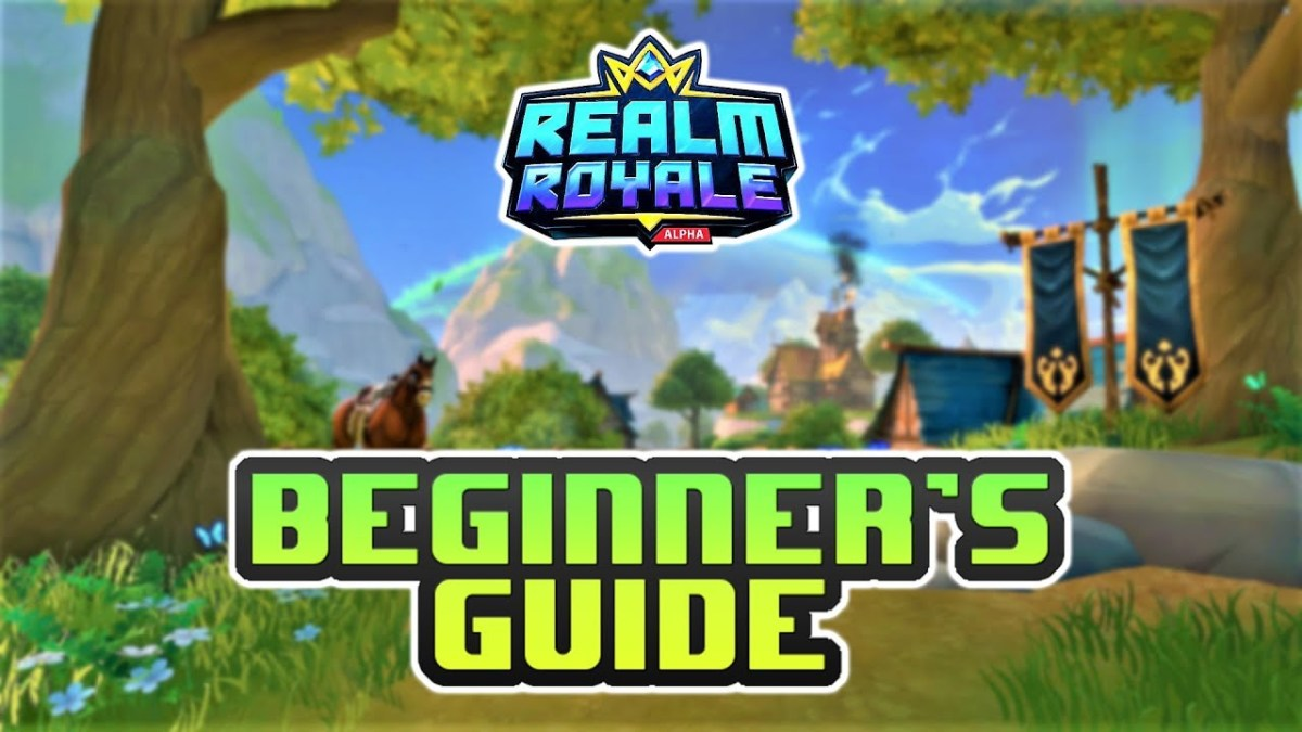 Realm Royale Begginer's Guide