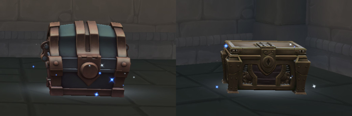 Realm Royale Chests