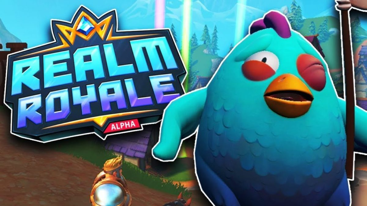 Realm Royale Guide: chicken form