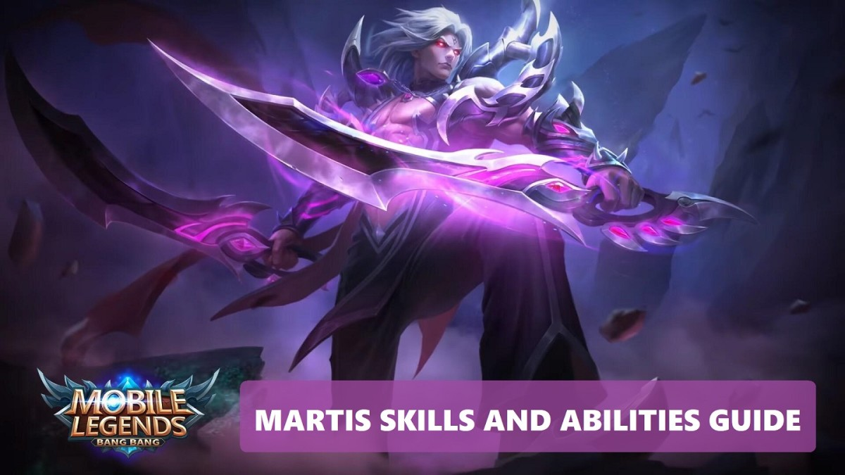 Mobile Legends: Martis' Skills and Abilities Guide