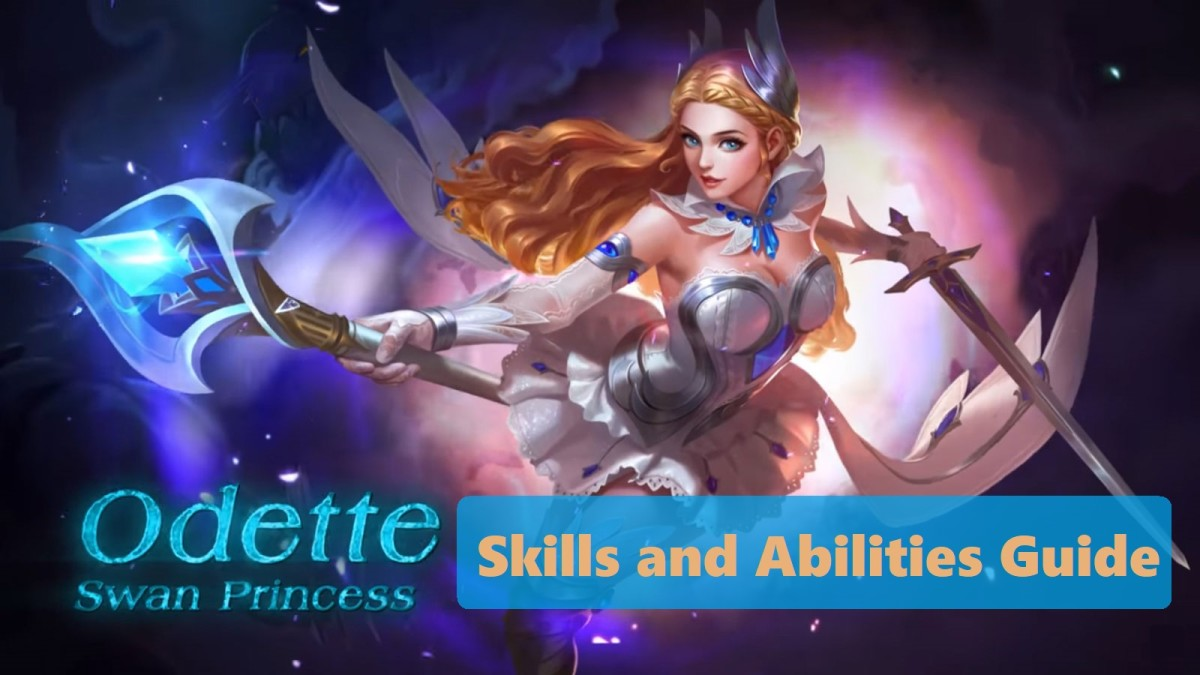 Learn more about Odette's skills, from the passive to the ultimate.