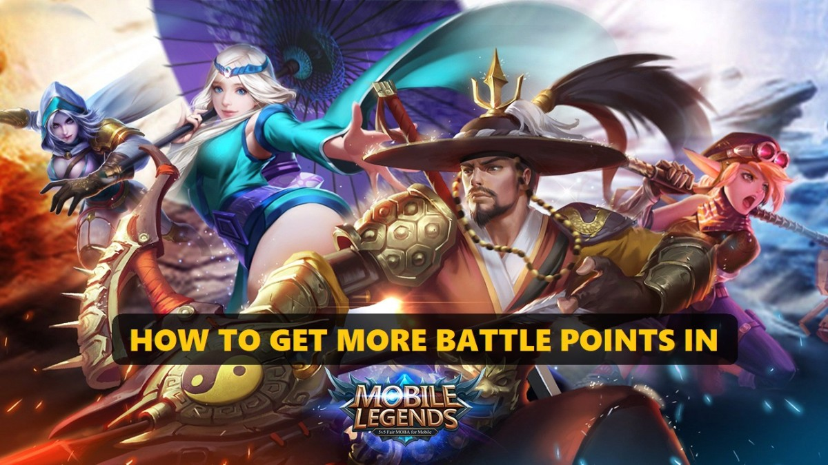 How to Get More Battle Points in Mobile Legends