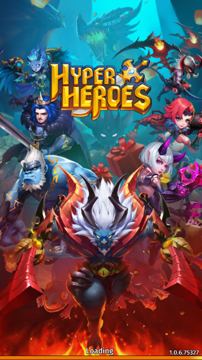 Hyper Heroes: A Practically Free-to-Win, Insanely Fast and Fun Game