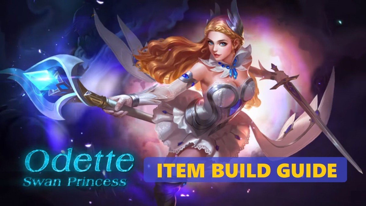 Mobile Legends: Odette Item Build Guide