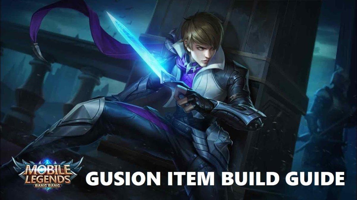 Mobile Legends Gusion Item Build Guide