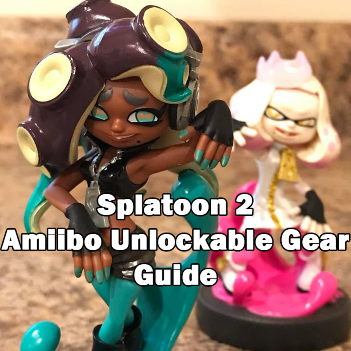 Marina and Pearl Amiibo
