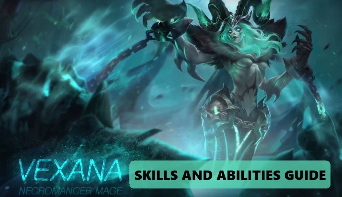 Mobile Legends Vexana Skills and Abilities Guide