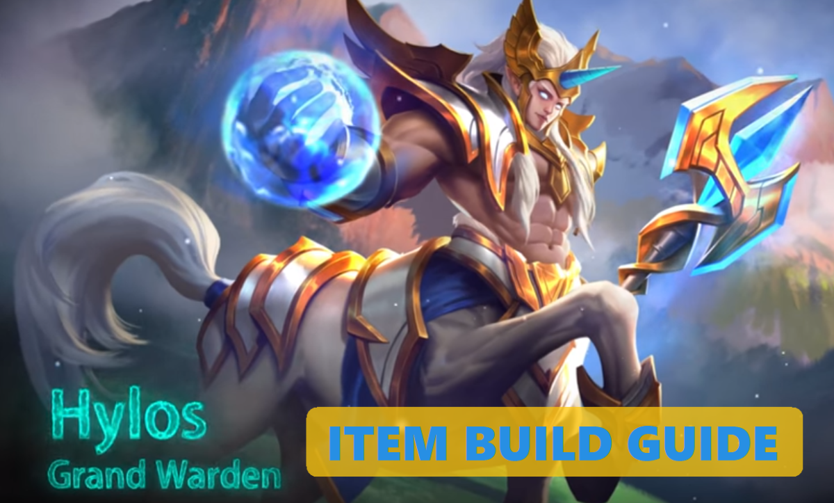 Which items should Hylos equip? Discover three item build ideas for the Grand Warden in this guide.