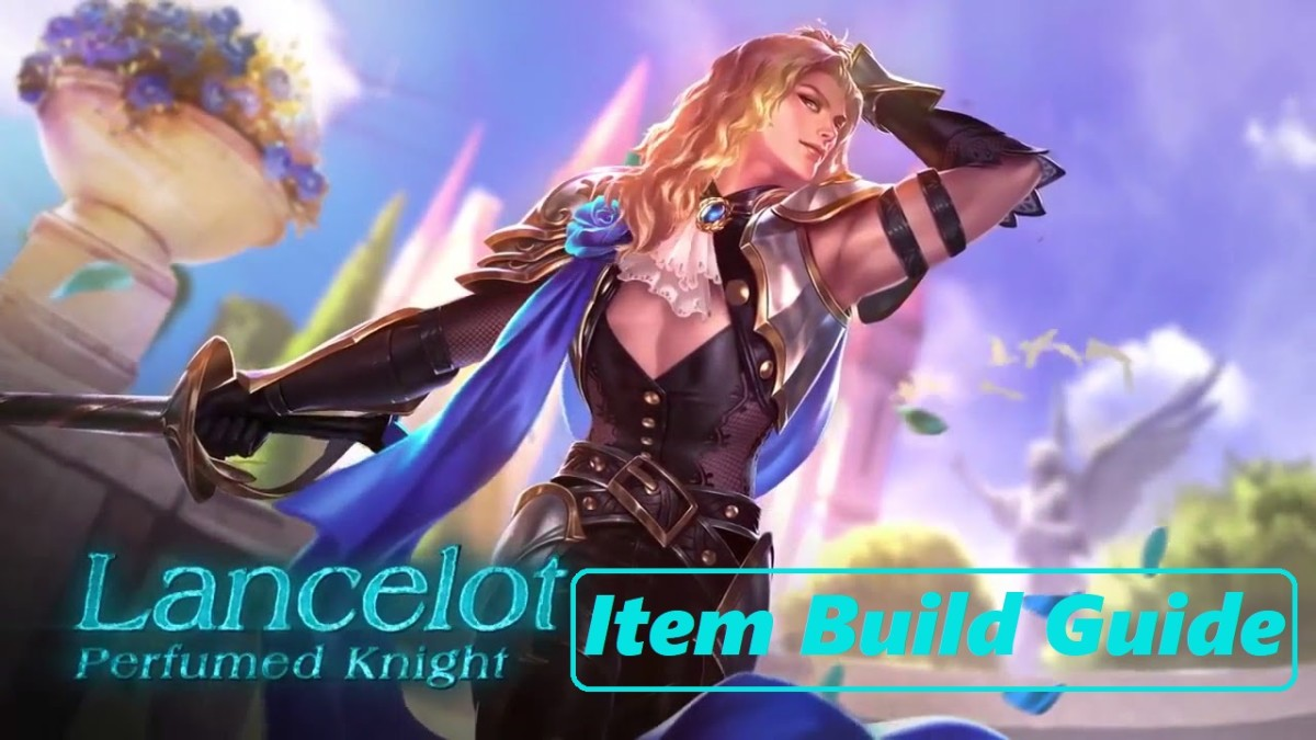 Mobile Legends Lancelot Item Build Guide