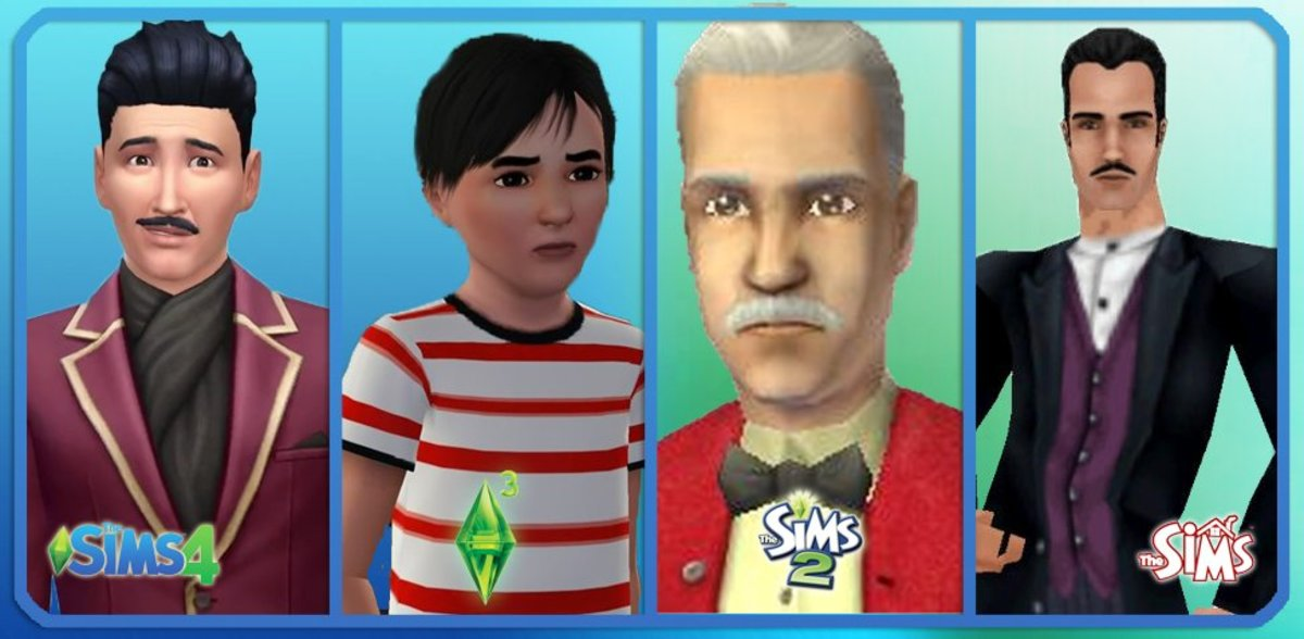 The Sims: Was Mortimer Goth a Murderer?