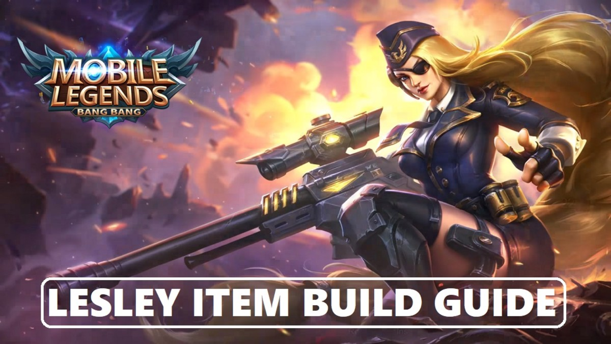 Mobile Legends: Lesley Item Build Guide