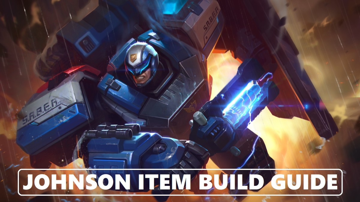 Mobile Legends Johnson Item Build Guide