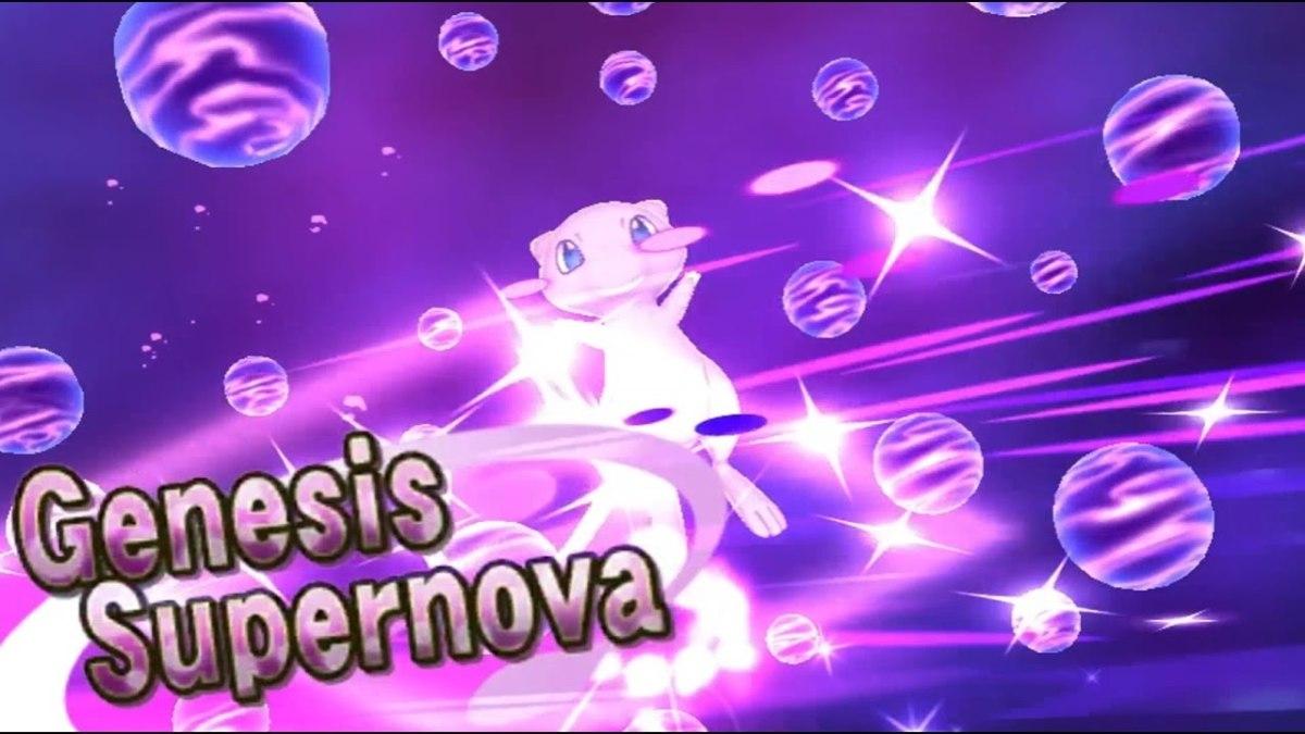 Genesis Supernova