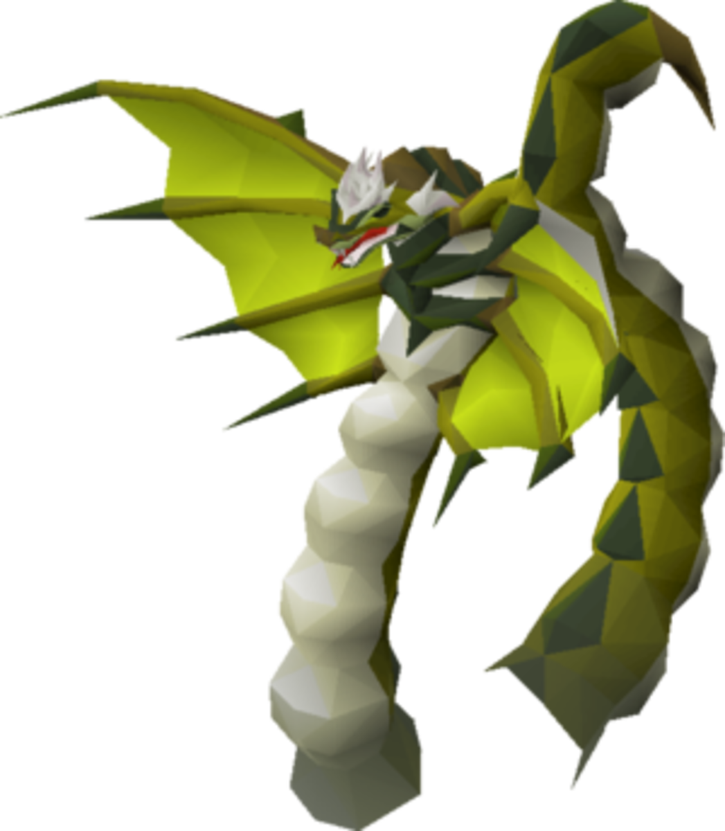 Zulrah: Similar to Vorkath you can make very consistent profits here as well as occasional drops worth around 5M.