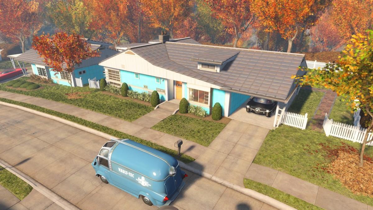 Fallout 4: The Perfect Vanilla Home