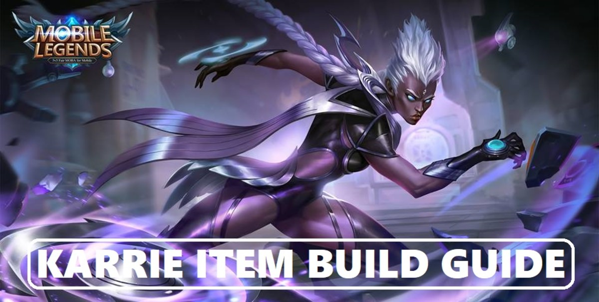 Mobile Legends Karrie Item Build Guide