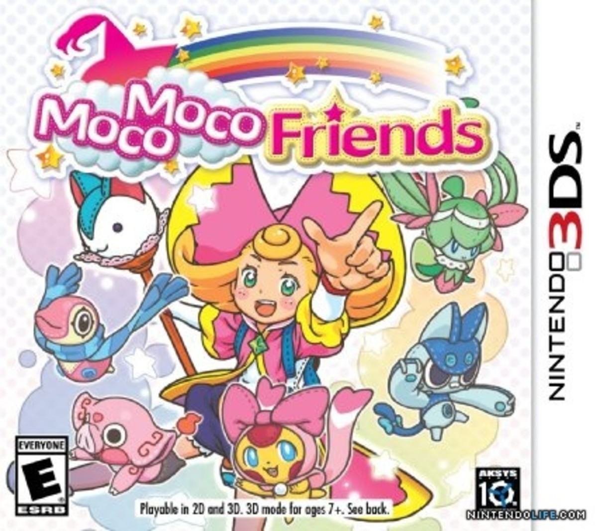Moco Moco Friends – Nintendo 3DS Game Review