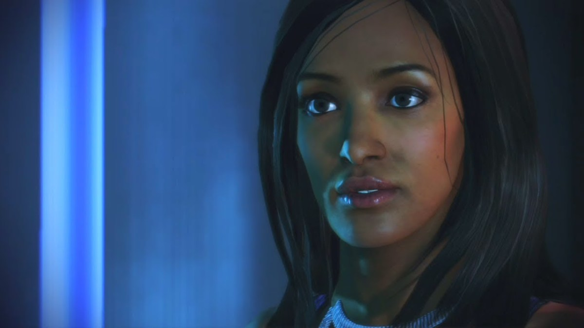 Mass Effect 3 Maya Brooks Was The Clone S Only Friend Levelskip