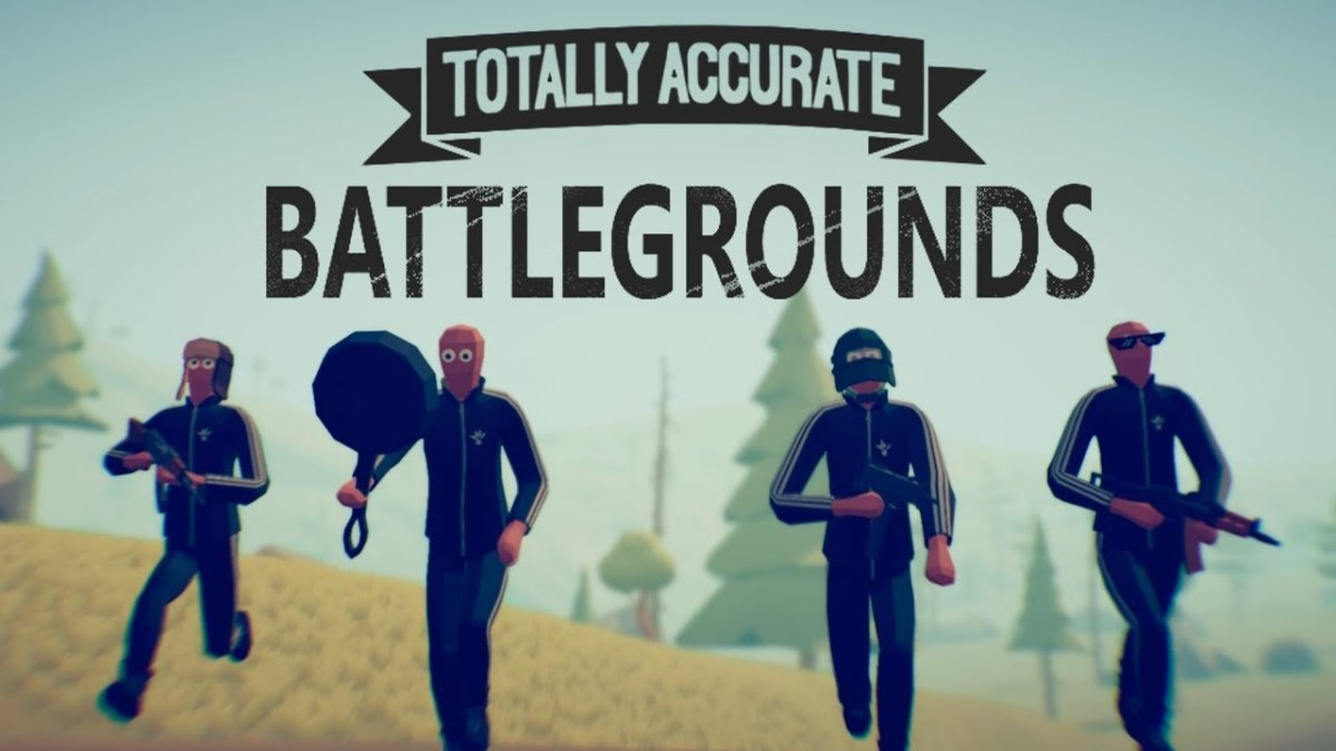Totally Accurate Battlegrounds Review