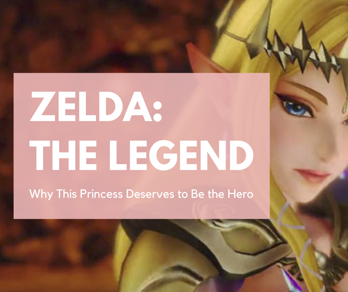 "Why Zelda Should Have Been the Protagonist in ""The Legend of Zelda"""