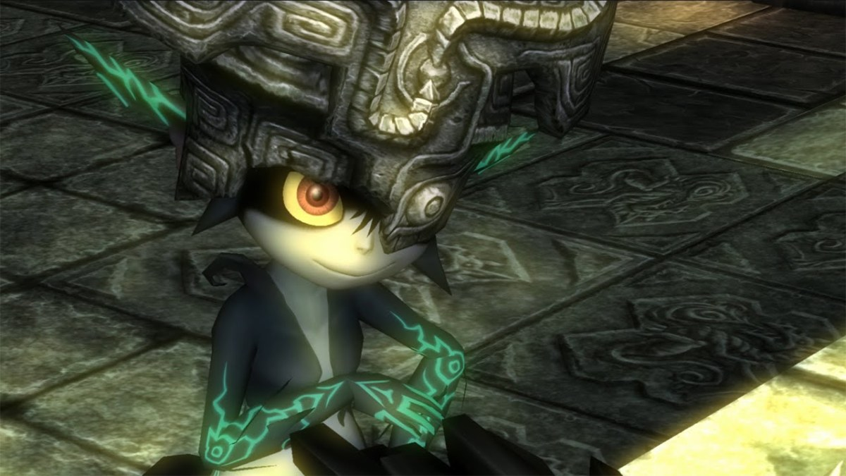 Midna is so much better than Navi.