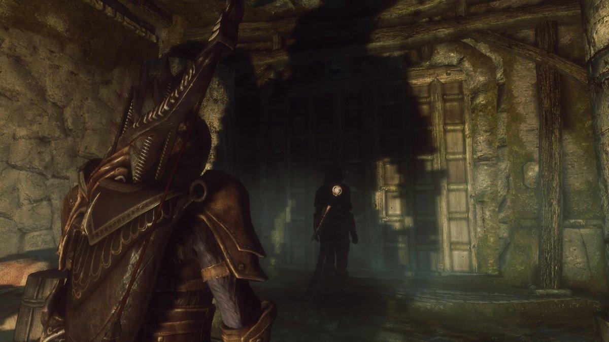 Skyrim: Inigo Is the Doomstrider
